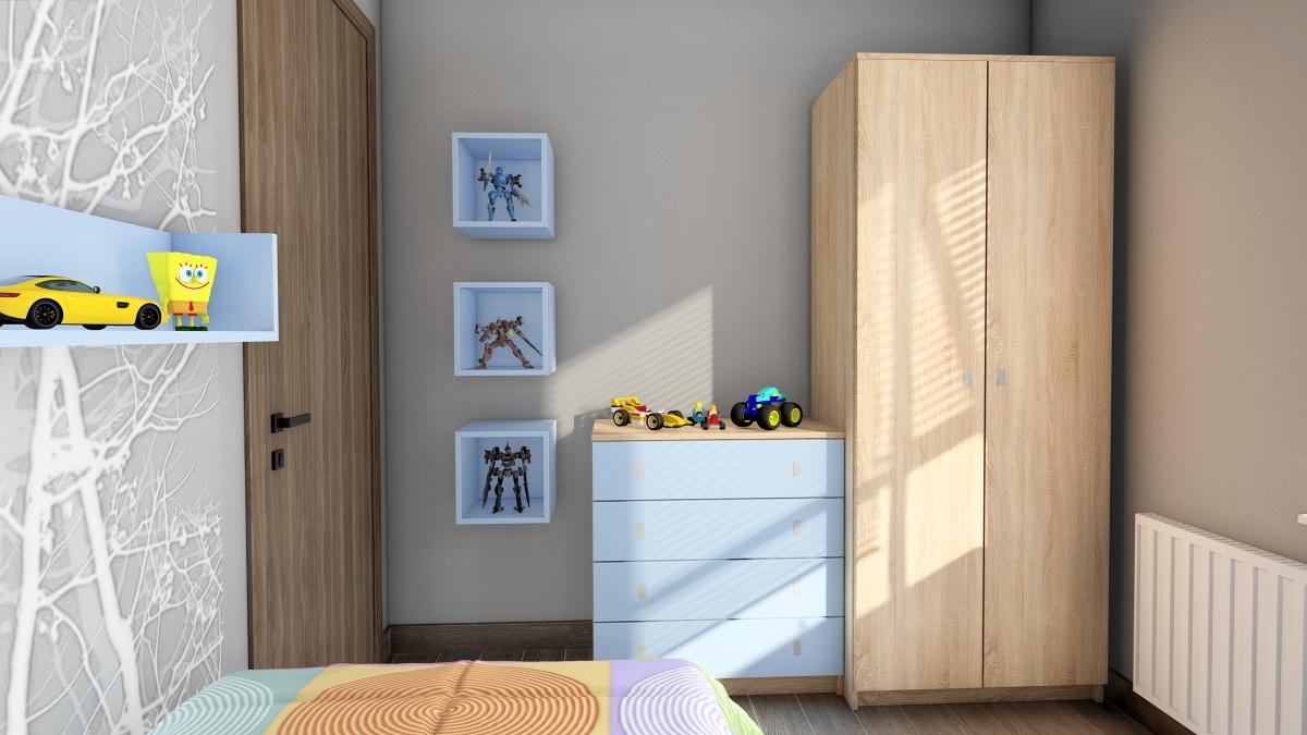 Detské a študentské izby