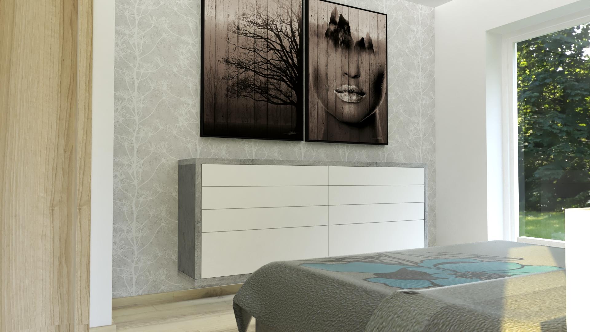 3D vizualizácia bytu