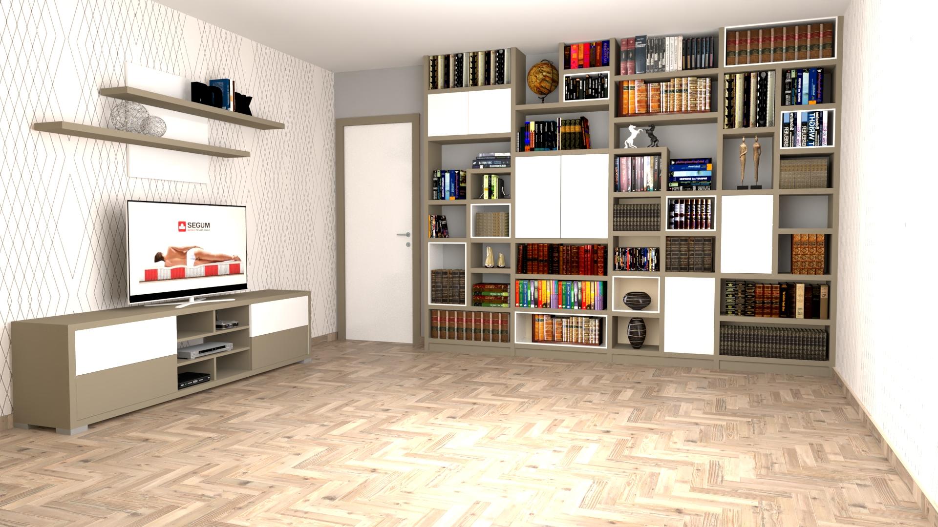 3D vizualizácia rodinného domu